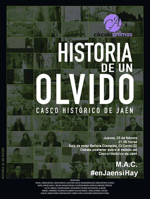 """Historia de un olvido"" Documental"