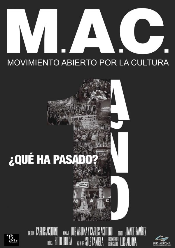 "Documental ""Primer aniversario M.A.C."""